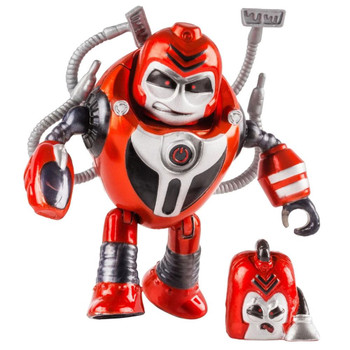 3-inch scale Vac Attack action figure comes with weapon accessory, plus collectable Grossery Gang figure.