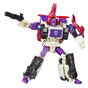 Transformers Generations War for Cybertron WFC-S50 Apeface Action Figure  in robot mode.