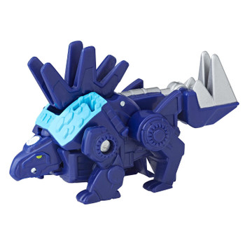 Sized right for little hands - In dinosaur mode, Chase measures around 3.5 inches (9 cm) long.