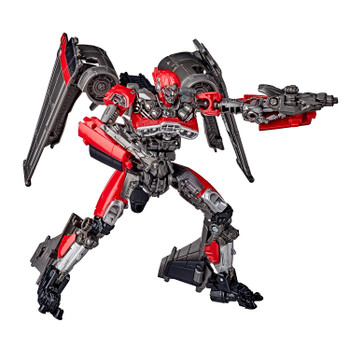 4.5-INCH SCALE SHATTER: Figure is highly articulated, featuring vivid, movie-inspired deco, and includes 2 detailed weapon accessories.