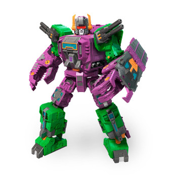 Transformers Generations War for Cybertron: Earthrise Titan Class SCORPONOK Action Figure in robot mode.