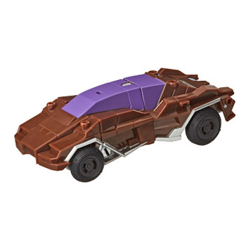 2-IN-1 CONVERTING TOY: Easy Transformers conversion for kids 6 and up! Convert figure from vehicle to robot mode in 6 steps. Makes a great gift for kids!