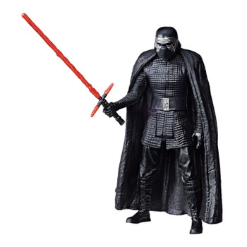 3.75-inch-scale Kylo Ren Force Link 2.0-activated figure.