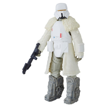 Star Wars 3.75-inch-scale Range Trooper Force Link 2.0-activated figure.