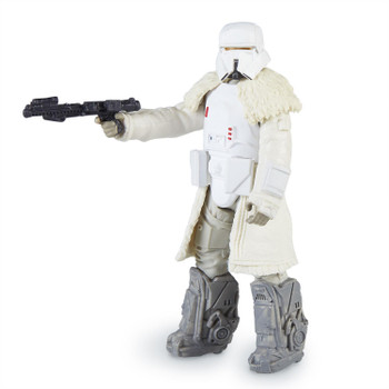 Figures features the classic 5 points of articulation.