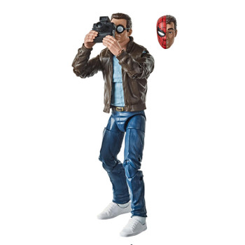 PREMIUM ARTICULATION AND DETAILING: This quality 6-inch Legends Series Retro Collection Peter Parker figure features multiple points of articulation and is a great addition to any action figure collection.