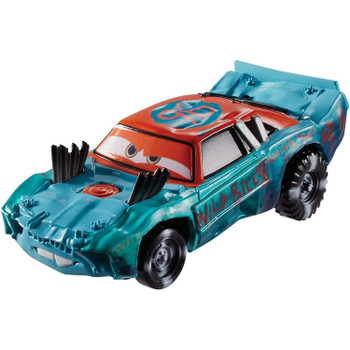 Disney Pixar Cars 3: FISHTAIL 1:55 Scale Die-Cast Vehicle