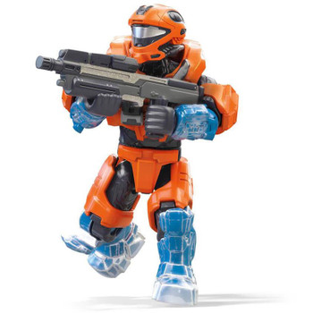 Mega Construx Halo Infinite Heroes SPARTAN RECON Figure
