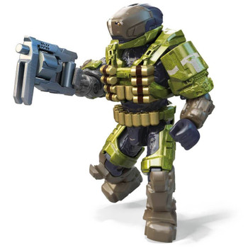 Highly collectible figure features authentic detail, 12 points of articulation, detachable, interchangeable armour, and weapon accessories.