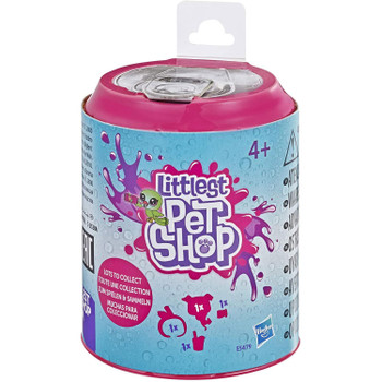 Littlest Pet Shop Thirsty Pets Wave 2 in packaging.