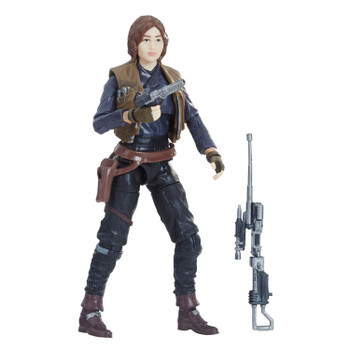 Star Wars The Vintage Collection VC119 JYN ERSO 3.75-inch Figure.