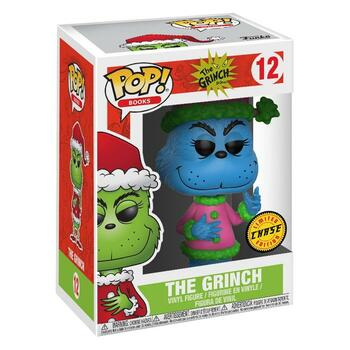 Collectible Vinyl Figure stands approximately 3.75 inch (10 cm) tall and comes in illustrated window box.