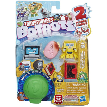 Transformers BotBots Series 2: BACKPACK BUNCH 5-Pack 2-in-1 Collectible in packaging.