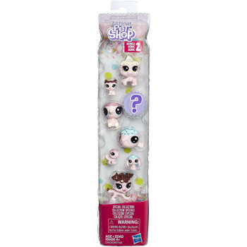 Littlest Pet Shop Frosting Frenzy Friends (Strawberry) in packaging.