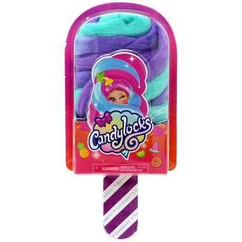 Open up the Tropical Popsicle packaging and unwrap their hair to reveal your Summer Pop Party Candylocks cutie! Will it be Lacey Lemonade? Straw Mary? Cotton Sandy?