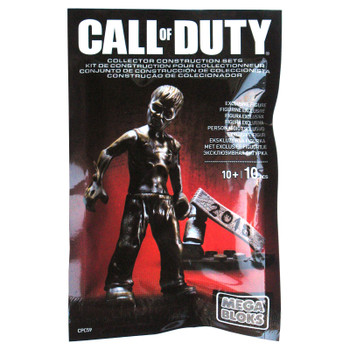5 cm (2 inch) articulated Call of Duty Zombie.