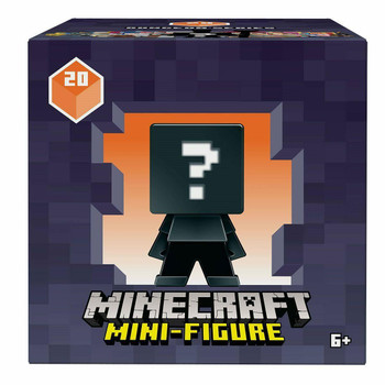 Dig into the world of Minecraft Dungeons like never before with Minecraft Mini-Figures Series 20!