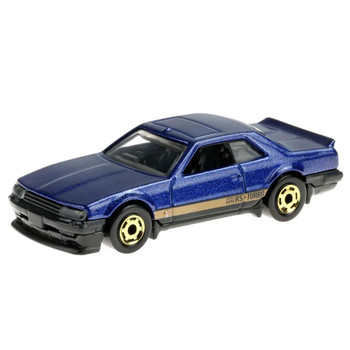 This 1:64 scale Hot Wheels Flying Customs Nissan Skyline RS (KDR30) features realistic details and cool, retro-style packaging.