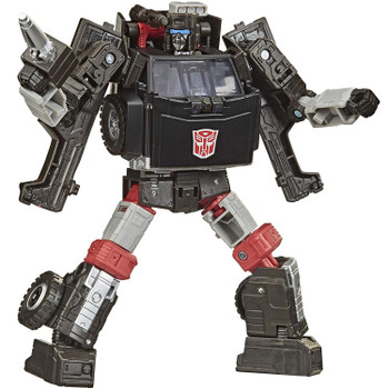 Transformers War for Cybertron: Earthrise Deluxe Class TRAILBREAKER Action Figure.