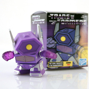 Shockwave - Transformers The Loyal Subjects Wave 2 Action Vinyl Figure