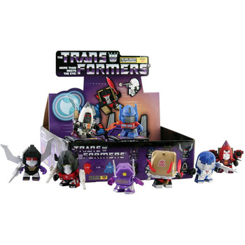 Transformers The Loyal Subjects Wave 2 Action Vinyl Figures - 11 characters to collect! (Each sold separately. Subject to availability.)