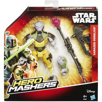 Star Wars Hero Mashers 15cm GARAZEBO ORRELIOS Deluxe Action Figure in packaging.