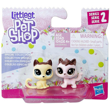 Littlest Pet Shop Frosting Frenzy: Crumpet Shortfur & Sugarberry Fluffcat 2-Pack [Cats] in packaging.