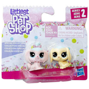 Littlest Pet Shop Frosting Frenzy: Pastry Beaglet & Jammy Lapdog 2-Pack [Dogs] in packaging.