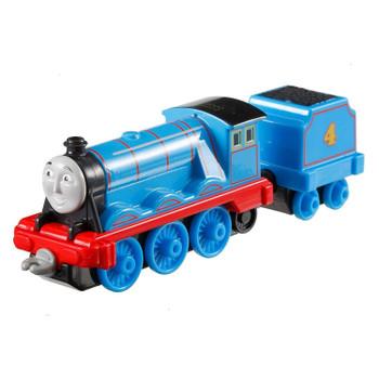 Fisher-Price Thomas & Friends Adventures GORDON die-cast metal engine with plastic parts.