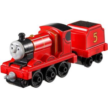 Thomas & Friends Adventures JAMES Die-cast Metal Engine measures around 12 cm long (included the tender).