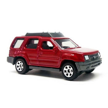 The Matchbox 2000 NISSAN XTERRA 1:64 Scale Die-cast Vehicle is #30/35 in the MBX Road Trip collection.