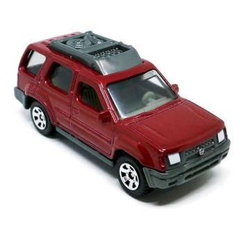 Matchbox Power Grabs 2000 NISSAN XTERRA 1:64 Scale Die-cast Vehicle