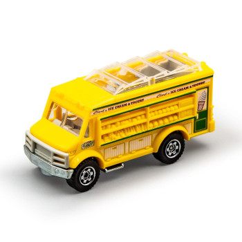 Matchbox Power Grabs CHOW MOBILE 1:64 Scale Die-cast Vehicle is #7/20 in the MBX Service collection.