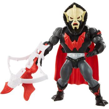Leader of the Evil Horde, Hordak, as a 5.5-inch (14 cm) action figure.