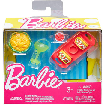 Barbie Mini Story Starter - Taco Party Accessory Pack.