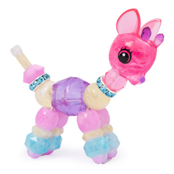 Twisty Petz Gemma Fawn features a Swirl finish on select parts and measures around 3-inch (8 cm) long.