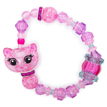 Twisty Petz are the gem bracelets that transform into adorable, collectable animals! Make a bracelet or necklace, wear on a backpack or take them with you on the go!