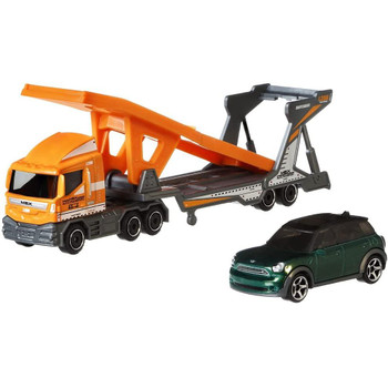Matchbox delivers incredible and realistic convoys for maximum collectability and play!
