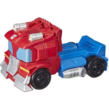 EASY TO DO: Designed with Easy 2 Do conversion preschoolers can do, this figure makes a great gift. With 1 easy step, kids can convert this Rescue Bots Academy toy from a robot to a vehicle.