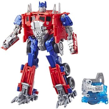 Transformers: Bumblebee -- Energon Igniters Nitro Series Optimus Prime figure