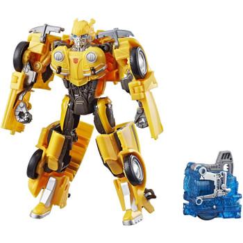 Transformers: Bumblebee -- Energon Igniters Nitro Series Bumblebee figure