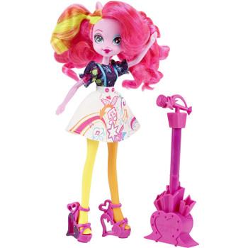 My Little Pony Equestria Girls Rainbow Rocks PINKIE PIE Decorate Doll