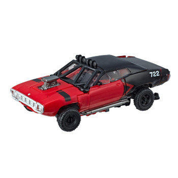 This Shatter toy features classic conversion between robot and licensed Plymouth GTX modes in 23 steps. Perfect for fans looking for a more advanced converting figure.