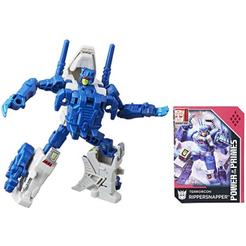 Transformers Power of the Primes Deluxe Class Terrorcon RIPPERSNAPPER.
