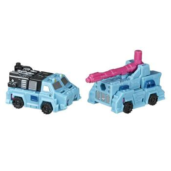 AWESOME CONVERSION - Convert Direct-Hit and Power Punch into vehicle modes in 5 and 4 easy steps. Simple conversion for kids and adults 8 and up!