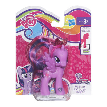 My Little Pony Explore Equestria TWILIGHT SPARKLE Figure with Headband in packaging.