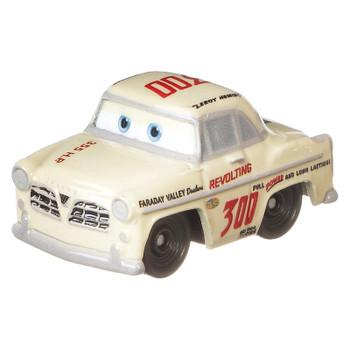 Cars Mini Racers Leroy Heming is a 1955 Chrysler 300.