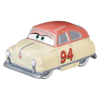 Cars Mini Racers Louise Nash is a 1950 Nash Ambassador.
