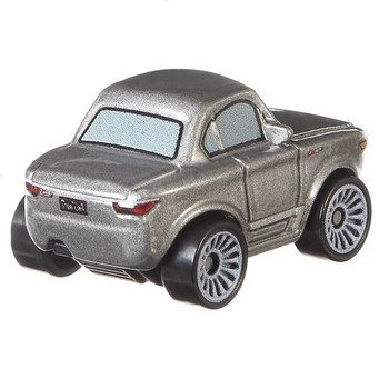 Cars Mini Racers feature a metal body, rolling wheels, iconic details and measure around 4 cm (1.5 inches) long.