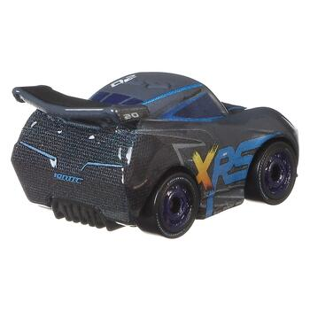 Cars Mini Racers feature a metal body, rolling wheels and iconic details.